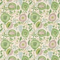 Ткани Sanderson, коллекция: Sojourn Prints & Embroideries, дизайн: Peas & Pods, Артикул: 225358