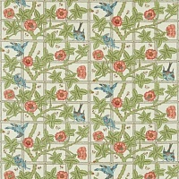 Ткань Morris, коллекция Morris Volume IV - Prints & Weaves, Артикул: DMORTR201